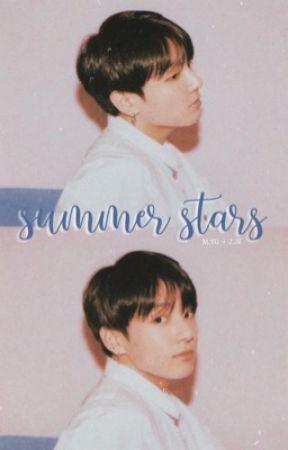 summer stars | m.yg + j.jk by dehstructed