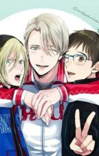 The Start of a New Family: a YOI!!! Fanfic by randomgurl2345