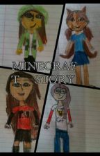 (1) Minecraft Band of Misfits by TNT_GIRL