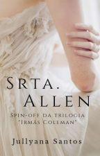 Srta. Allen  by jullyana88