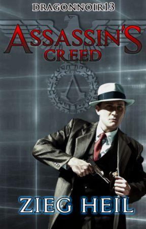 Assassin's Creed : Zieg Heil ! by dragonnoir13