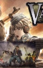 Valkyria chronicles guns, gore and cannoli by TK-800
