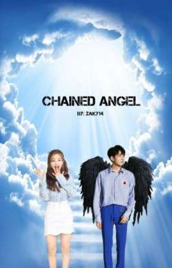 CHAINED ANGEL- Jihyo x Male Reader