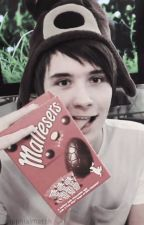 My Strange Addiction (A Dantesers Fanfiction) by danandphilgaymes