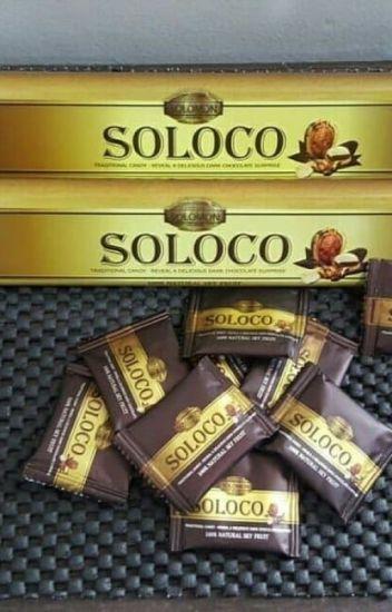Harga Jual Permen Coklat Soloco Cod Di Bali Denpasar