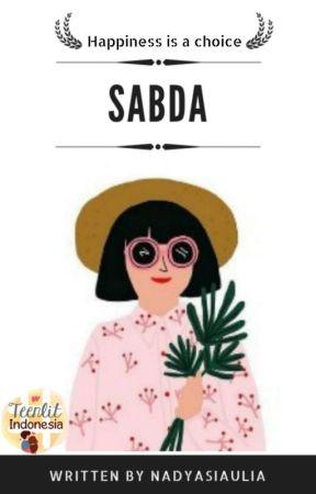 SABDA [Completed] by nadyasiaulia