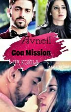 AVNEIL GOA MISSION(hold*pout) 😚 by adizaavnielazanfan