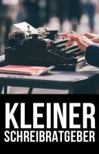Kleiner Schreibratgeber by wintermondprinzessin