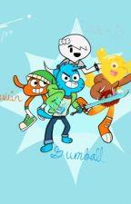 """The Teenage World of Gumball"" (TAWOG Fanfiction by YanzAquino24"