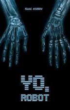 Yo, robot by Cristian_Bellini