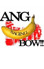 Ang SAGING...BOW!!! by mercy_jhigz