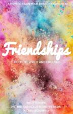 Friendships:Built,Revived and Evolved by ACNHHH