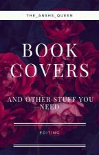 Book covers for free(Closed) by The_Anshs_Queen