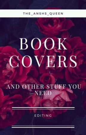 Book covers for free(Closed) by KayJeeEss_Official