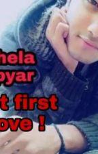 my first first first love by Ybtheexplorer