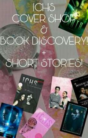 ICHS COVER SHOP & BOOK DISCOVERY_SHORT STORIES by ICHS-OFFICIAL