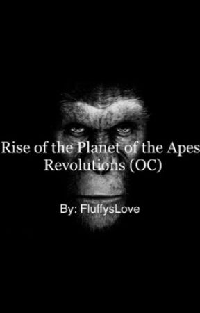 Rise of the Planet of the Apes: Revolutions (OC) by FluffysLove