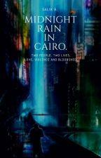 Midnight rain in Cairo by SalikAnsar