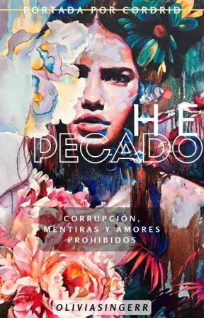 He Pecado by OliviaSingerr