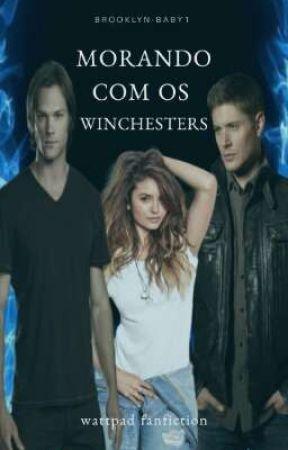 Morando Com Os Winchester  by saturn-1