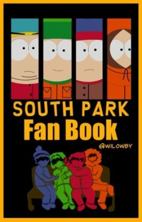 South Park Fan Book🌲 by DaisyTheSmall