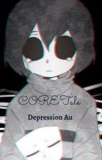 CORE!TALE Depression AU [UNDERTALE Fanfic] by sweetpotatoBM