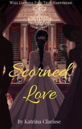 Scorned Love by Angelsiren21