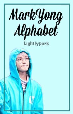 MarkYong alphabet by lightlypark