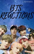 BTS REACTIONS PT1 by LinHan03