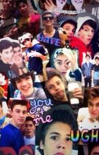 Magcon images by Different_and_weird