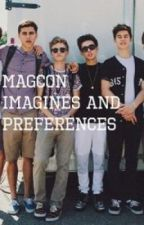 Magcon Imagines and Preferences by MagconFanfiction23