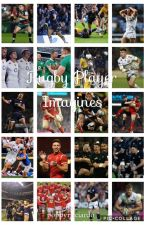 Rugby Player Imagines,,book 2 {REQUESTS CLOSED} by poppyricciardo