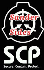 Sander Sides-S.C.P containment center by KingRoyality69