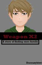Weapon X2 by Dacrazykiwi
