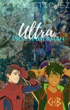 Ultra| Percy Jackson/Spiderman  by Kitty_Stichez