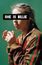 She Is Billie by billztakiz