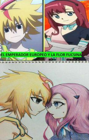 El Emperador Europeo y la Flor Fucsina *Christina x Free* by ChristinaDelaHoya