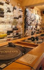 Record Store  by AreYouReal12345