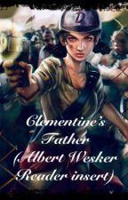 Clementine's Father (Albert Wesker Reader Insert) by vegito-chan