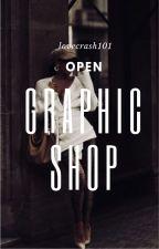 Graphic Shop: OPEN by lovecrash101
