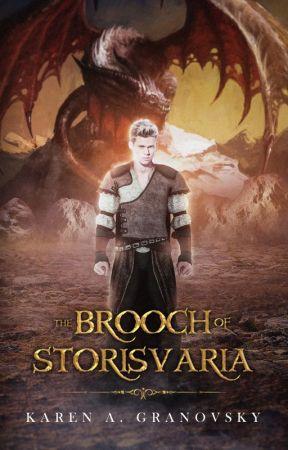 The Brooch Of Storisvaria by KarenAGranovsky