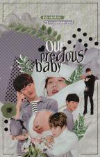 Our precious baby by kkaebaekyeol