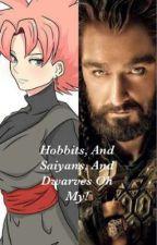 Hobbits, and Saiyans, and Dwarves, Oh My! by jumpingmanatee