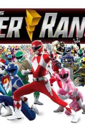 Power Rangers Roleplay by batmanbeyondis