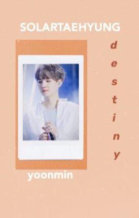destiny   yoonmin   by solartaehyung