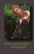 aidan gallagher imagines  by -nesquickbbboy