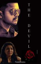 The Devil by kollynut2324