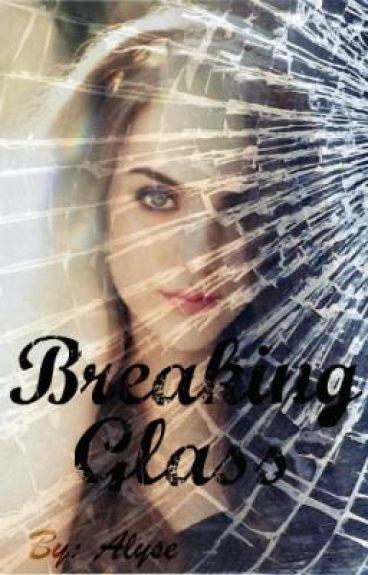 Breaking Glass by xoAllieox