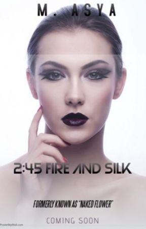 2:45 FIRE AND SILK by Penangel