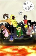 Welcome To Creepypasta High. by ShipQueen23